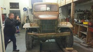 1941 Dodge wc 12 power wagon