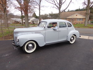 1940 Plymouth DEluxe P 10