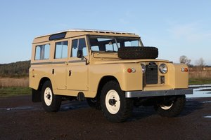 1960 Land Rover Series II