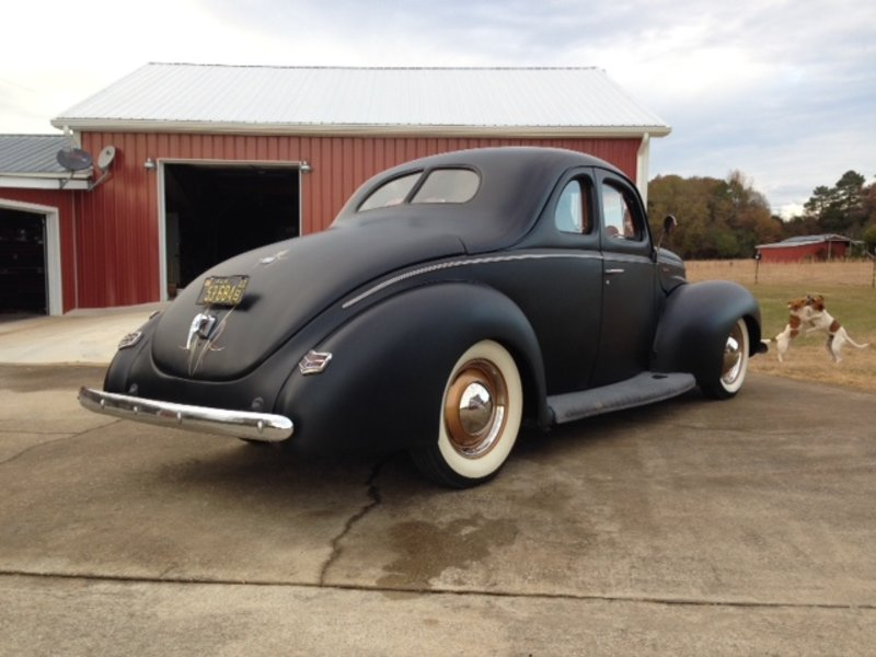 1940 ford deluxe coupe for sale in anniston  alabama