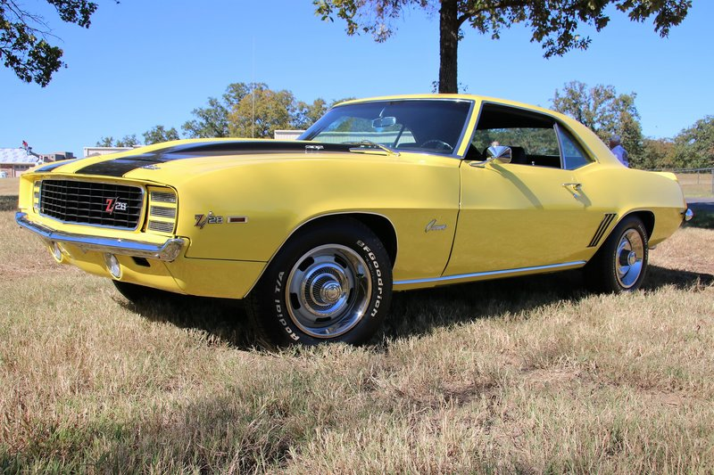 1969 chevrolet camaro z28 for sale in fort smith arkansas old car online. Black Bedroom Furniture Sets. Home Design Ideas