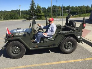 1971 Ford M151A2 Military Jeep