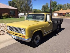 1972 International Harvester 1210