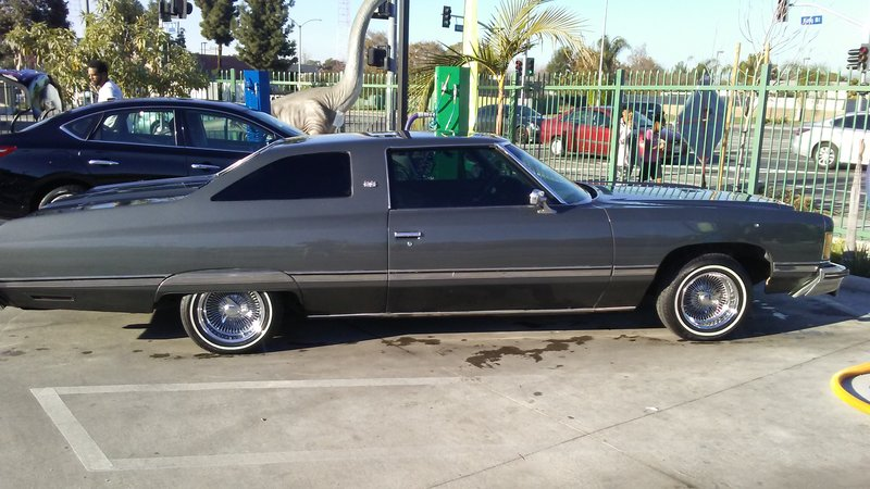1974 chevrolet caprice for sale in los angeles california old car online. Black Bedroom Furniture Sets. Home Design Ideas