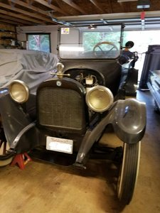 1923 Dodge Coupe
