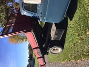 1957 Ford F350 one ton dully flatbed