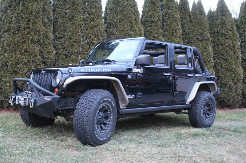 2009 jeep wrangler unlimited rubicon for sale in richmond virginia old car online. Black Bedroom Furniture Sets. Home Design Ideas