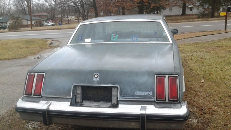 1979 oldsmobile cutlass supreme for sale in indianapolis for 1979 cutlass salon