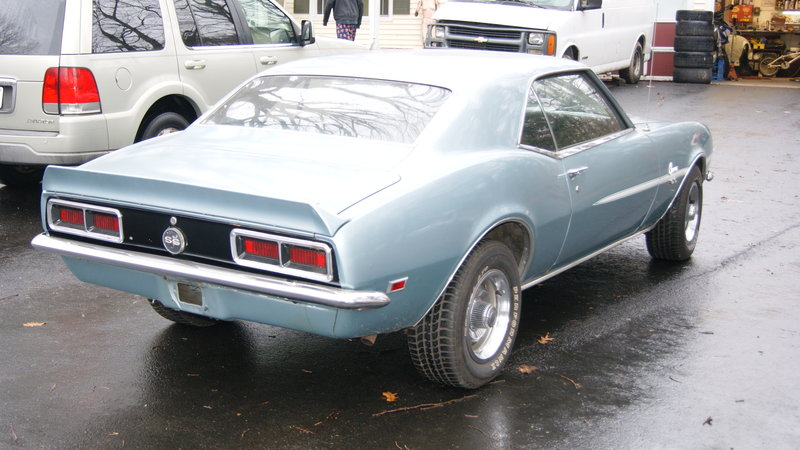 1969 chevrolet ss camaro for sale in manassas virginia old car online. Black Bedroom Furniture Sets. Home Design Ideas