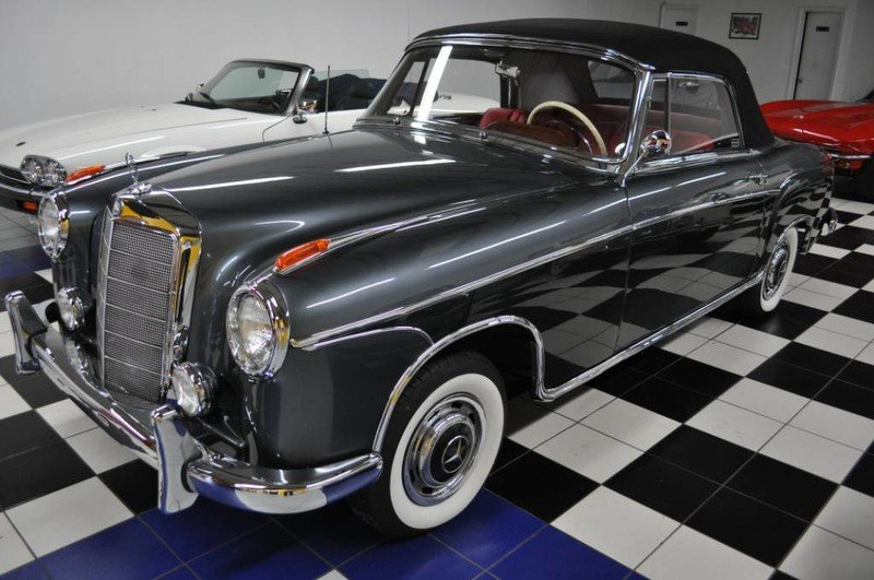 1960 mercedes benz 220se for sale in pompano beach for Pompano mercedes benz dealership