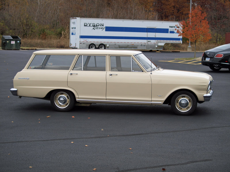 1964 Chevrolet Chevy II For Sale in Wappingers falls, New York | Old Car Online