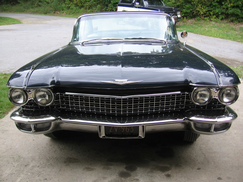 1960 Cadillac Coupe Deville For Sale: 1960 Cadillac Coupe DeVille For Sale In Wappingers Falls