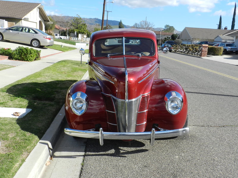 1940 Ford Coupe Deluxe For Sale in Simi valley, California ...