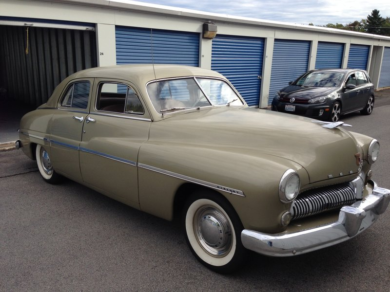 1949 mercury sedan for sale in norwich connecticut old. Black Bedroom Furniture Sets. Home Design Ideas