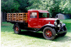 1929 Durant Rugby 614 One Ton Truck