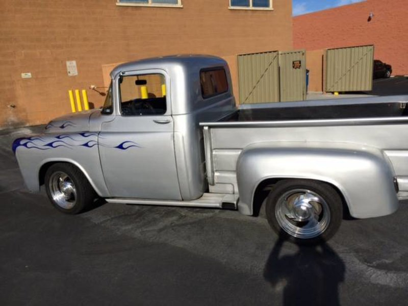 1956 dodge dodge truck for sale in las vegas nevada old car online. Black Bedroom Furniture Sets. Home Design Ideas