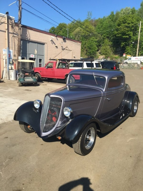 1934 ford coupe for sale in peabody massachusetts old car online. Black Bedroom Furniture Sets. Home Design Ideas