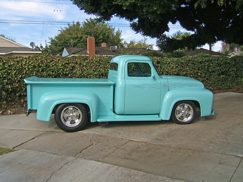 1953 Ford F 100 For Sale In Whittier California Old Car