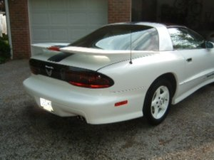 1994 Pontiac 25th Anniversary Trans Am 6spd