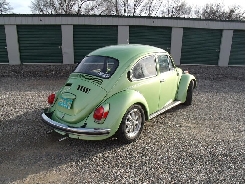 1970 volkswagen beetle for sale in bloomfield new mexico old car online. Black Bedroom Furniture Sets. Home Design Ideas