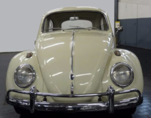 1963 Volkswagen Beatles 1200 6 VOLTS