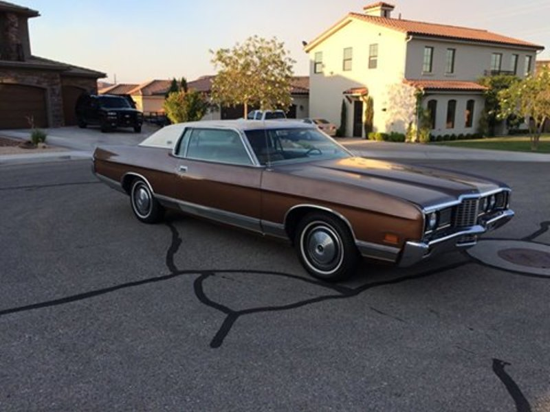 1972 ford ltd for sale in st george utah old car online. Black Bedroom Furniture Sets. Home Design Ideas