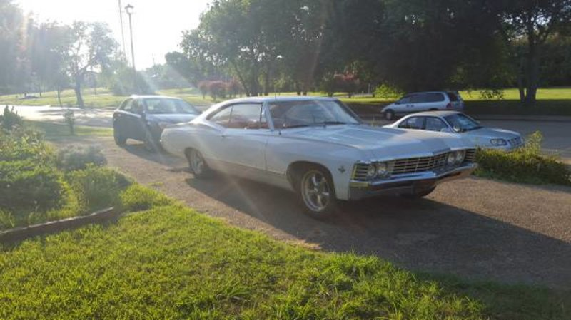 1967 chevrolet impala 2 door hardtop for sale by owner autos post