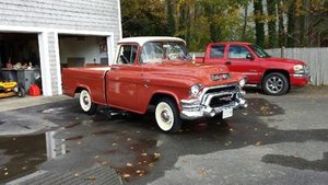 1955 GMC Suburban Carrier Pick-Up