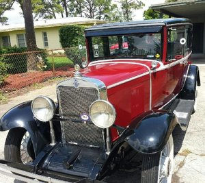 1930 Chevrolet Horseless carriage