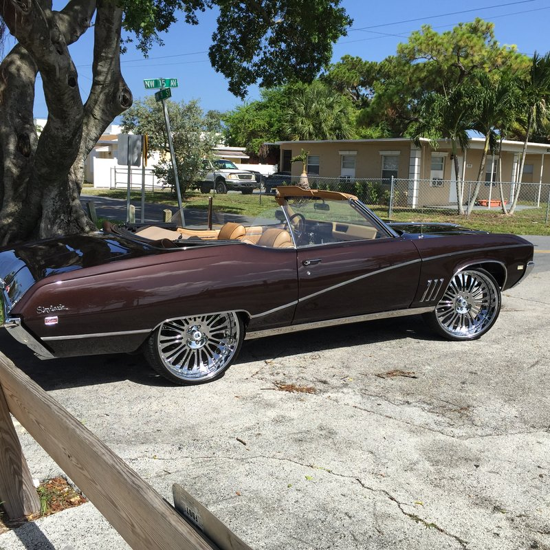 Buick 340 Engine For Sale: 1969 Buick Skylark For Sale In Ft. Lauderdale , Florida