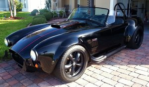 1965 Factory Five Racing -1965 COBRA FACTORY FIVE MK4-