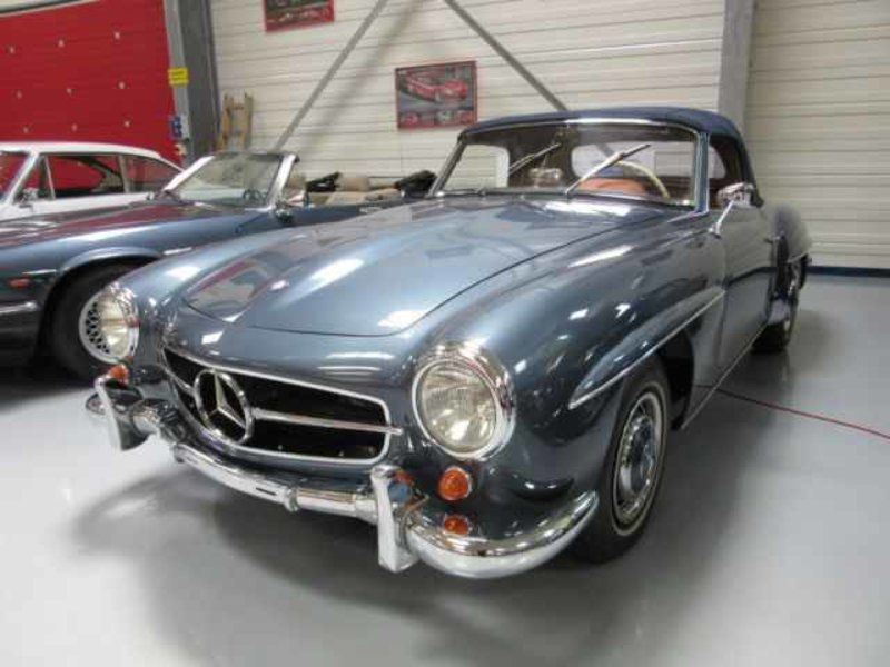 1957 mercedes benz sl class for sale in san juan for Mercedes benz san juan used cars