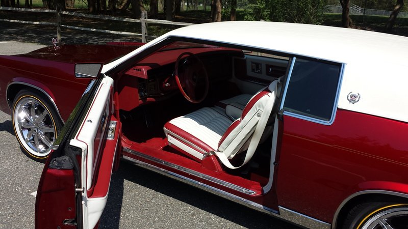 1984 cadillac eldorado for sale in freehold new jersey for Freehold motor vehicle inspection station