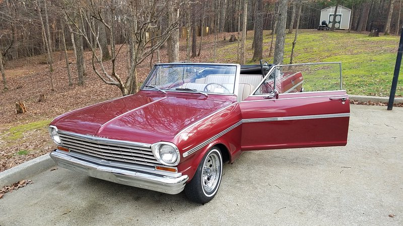 1963 Chevrolet Chevy II SS For Sale in Woodstock, Georgia   Old Car Online