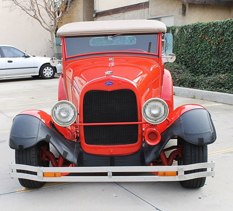 Ford Dealerships Los Angeles: 1929 Ford Model A For Sale In Los Angeles, California