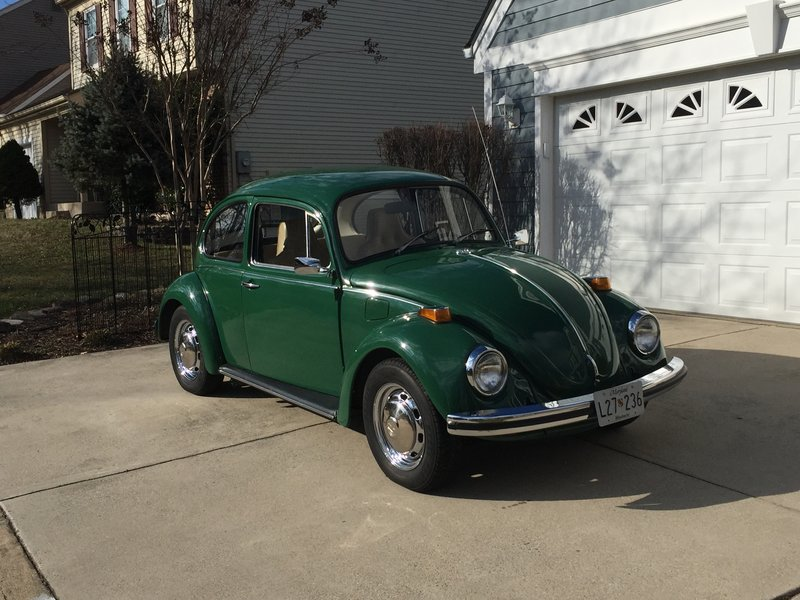 1971 Volkswagen 111 Series For Sale In Silver Spring