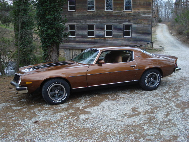 1974 Chevrolet Camaro Lt For Sale In Hoschton Georgia