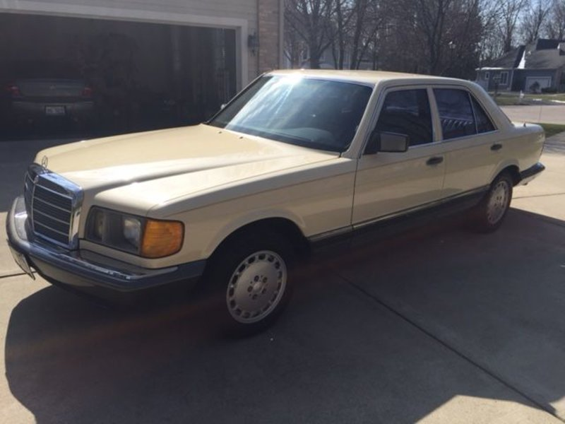 1981 mercedes benz 300sd for sale in saint joseph for Mercedes benz bloomfield mi