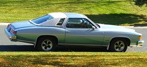 1976 Pontiac Grand LeMans