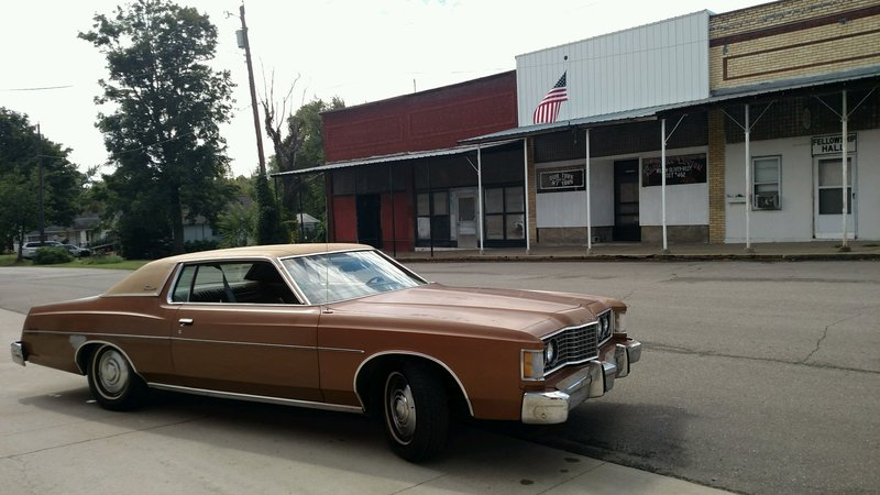 1973 Ford Galaxie For Sale in Oakland city, Indiana | Old Car Online