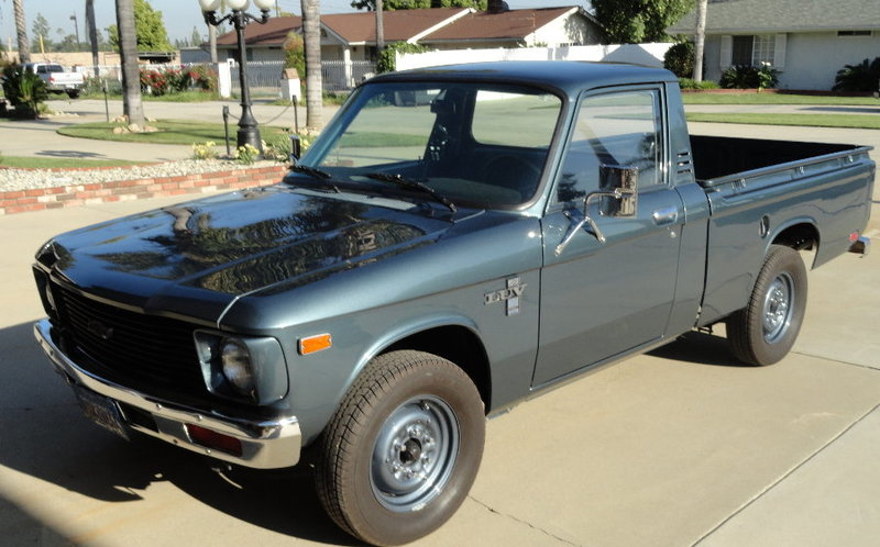 1978 chevrolet luv for sale in chino california old car online. Black Bedroom Furniture Sets. Home Design Ideas