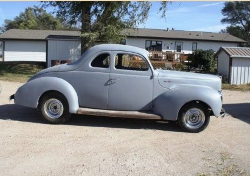 1940 Ford Coupe Street Rod For Sale In Omaha Nebraska