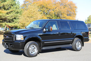 2005 Ford Excursion LIMITED DIESEL