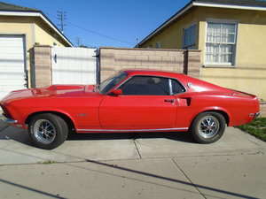 1969 Ford Mustang Moch One