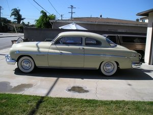 1951 Lincoln Business Coupe