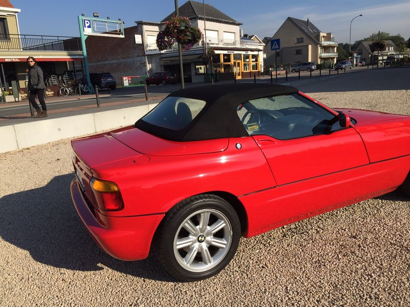 bmw z1 for sale in florida used 1990 bmw z1 for sale fort lauderdale fl vin wbaba91000al05367. Black Bedroom Furniture Sets. Home Design Ideas