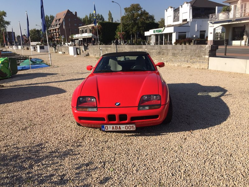 1991 bmw z1 for sale in clearwater florida old car online. Black Bedroom Furniture Sets. Home Design Ideas