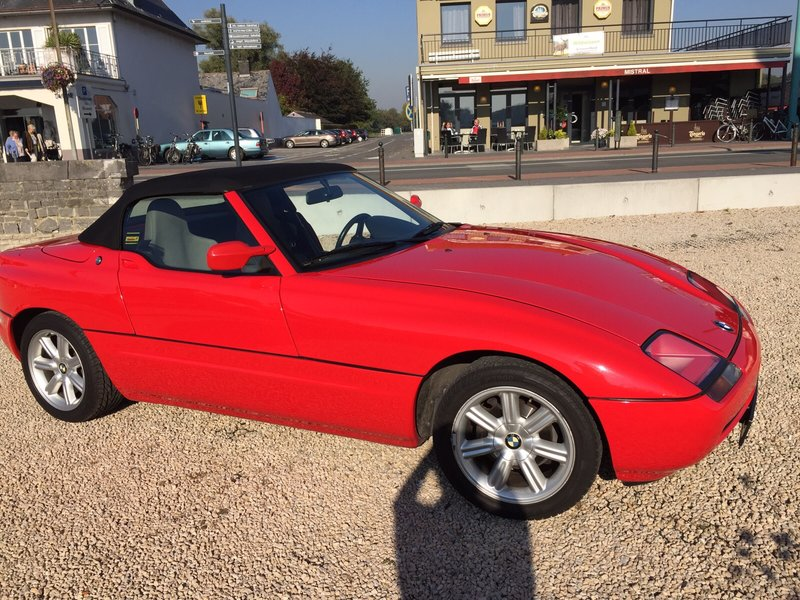 1991 Bmw Z1 For Sale In Clearwater Florida Old Car Online