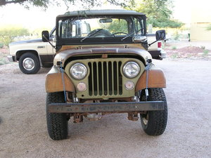 1970 Jeep SP