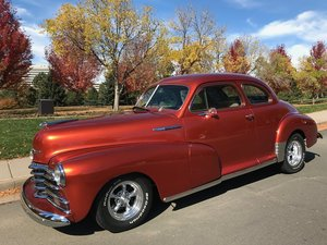 1947 Chevrolet NO RESERVE - Fleetmaster Street Rod